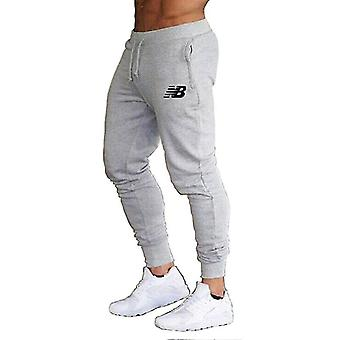 Autumn Jogging Men''s Sport TrousersAutumn Jogging Mens Sport Trousers. Specifications: Gender: MEN Material: Cotton Material: Polyester Closure Type: Drawstring Model Number: Running Item Type: Full Length Sport Type: Running Fit: Fits True to Size