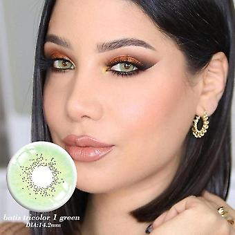 Cosmetic Contact Lens Natural Eyes Brown