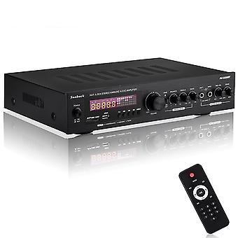 Audio Power Home Theater Versterker Caridor Audio met afstandsbediening