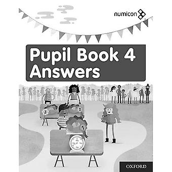 Numicon:: Pupil Book 4: Answers (Numicon:)