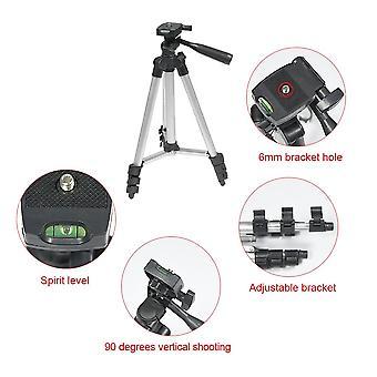 130cm Protable leichte Aluminium-Halterung für Projektor Kamera Stativ Wippe
