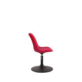 Tabouret de bar - Tabourets de bar - Chaise de bar - Métal rouge moderne 48 cm x 57 cm x 76 cm