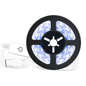 4m Led Strip Smd Waterproof Usb Dimmable Indoor Lighting, Cool White