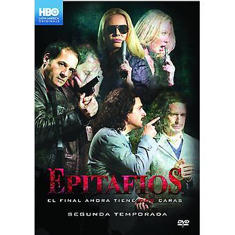 Epitafios II [DVD] USA import