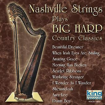 Nashville Strings - Big Harp Country Classics [CD] USA import