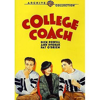 Importation de College USA entraîneur [DVD]