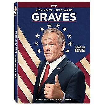 Graves: Season 1 [DVD] USA import