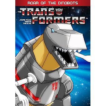 Transformatoren meer dan Meets the Eye: gebrul van de invoer [DVD] USA