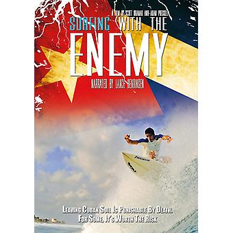 Surfing with the Enemy [DVD] USA import