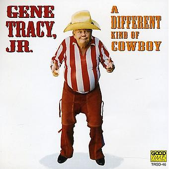 Gene Tracy Jr. - Different Kind of Cowboy [CD] USA import