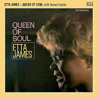 Etta James - Queen of Soul [CD] USA import