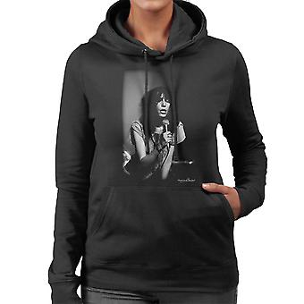 Patti Smith Manchester Apollo 1978 Frauen die Kapuzen-Sweatshirt
