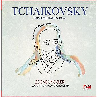 Tchaikovsky - Capriccio Italien Op. 45 [CD] USA importar