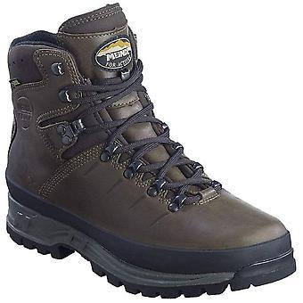 Meindl Bhután MFS a pie botas - marrón oscuro