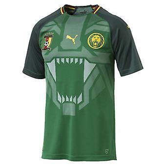 Koszulka piłkarska Puma domu 2018-2019 Kamerun