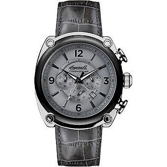 Ingersoll Herrenuhr the Michigan chronograph I01201