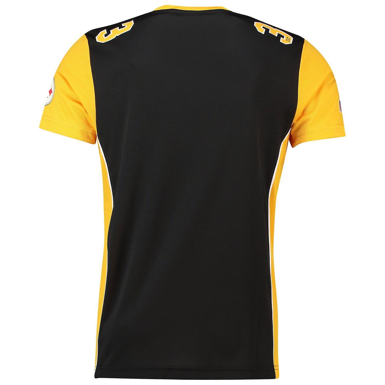 Majestic Mesh Polyester Jersey Shirt - Pittsburgh Steelers