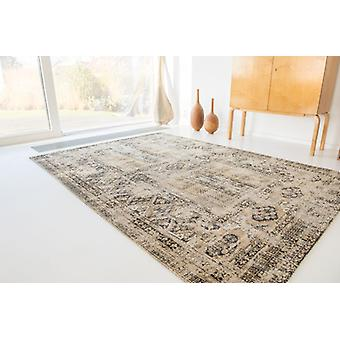 Antiquaire Hadschlu 8720 Agha vieil or Rectangle tapis tapis modernes