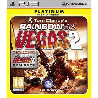 Rainbow Six Vegas 2 komplet udgave-Platinum (PS3)-ny