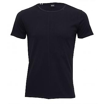 Replay puur katoen / Crew-Neck T-Shirt, Marine