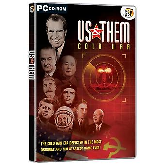Us and Them Cold War (PC CD) - New