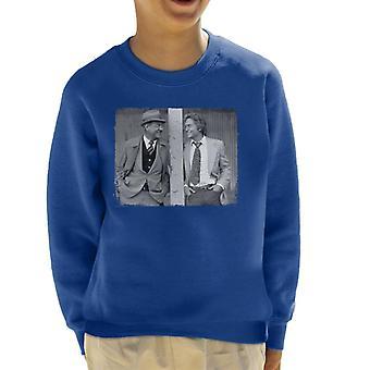 TV Times Karl Malden Michael Douglas Streets Of SF Kid's Sweatshirt
