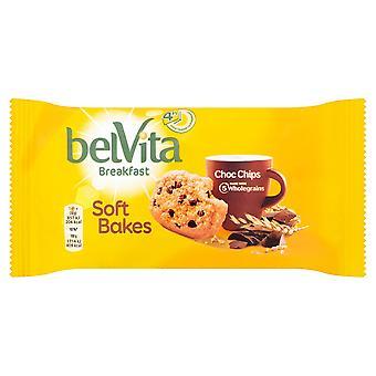 Belvita Chocolate Chip Soft Bake Breakfast Biscuits