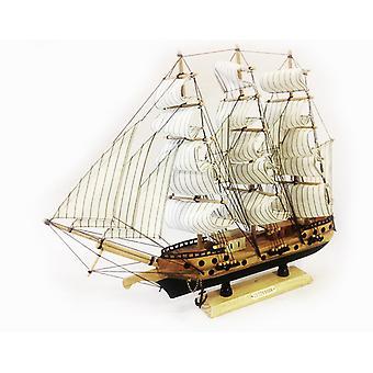 Sailboat, 51x43x10 cm segel09