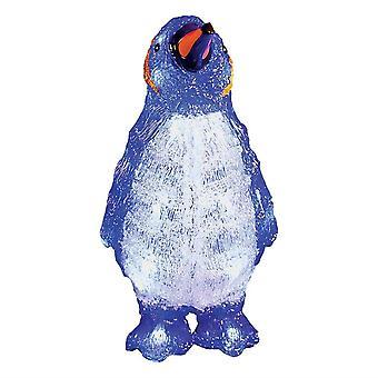 22cm akryyli pingviini valaistus joulu koristeita
