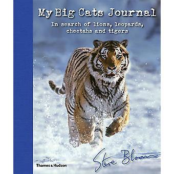 Mein Großkatzen Journal - auf der Suche nach Löwen - Leoparden - Geparden und WIG