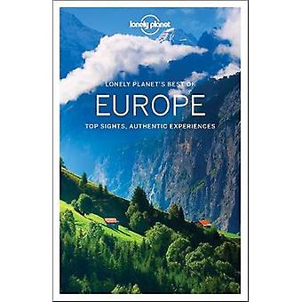 Lonely Planet Best of Europe par le Lonely Planet - livre 9781786572394