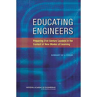 Aufklärung der Ingenieure - 21st Century Leaders im Zusammenhang mit der Vorbereitung
