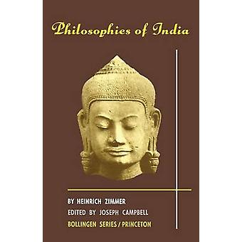 Philosophies of India by Heinrich Zimmer - Joseph Campbell - 97806910