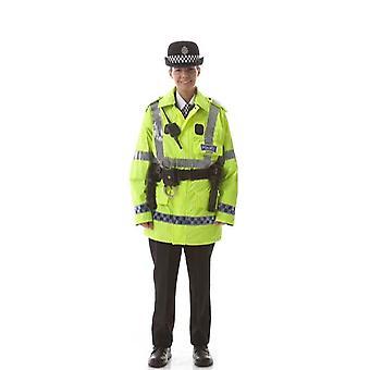 شرطية (الأيل دو/ليلة الدجاجة)-انقطاع الكرتون شمعي/الواقف