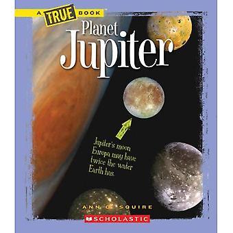 Planet Jupiter (New True Books: Space)