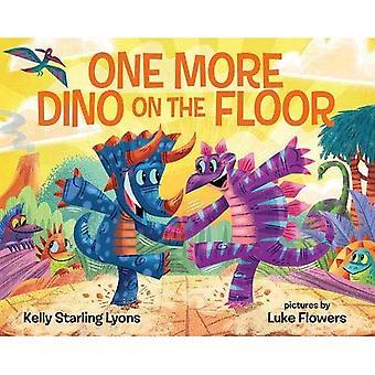 Één meer Dino op de grond