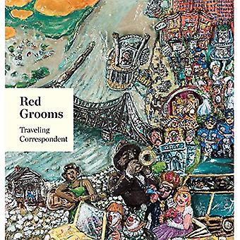 Red Grooms - viaggio corrispondente