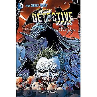 Batman Detective Comics Volume 1: Faces da morte TP