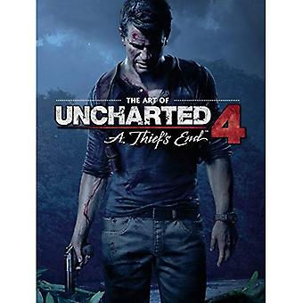 Art of Uncharted 4, The