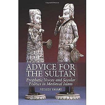 Conseils pour le Sultan: voix prophétique et politique laïque dans l'Islam médiéval