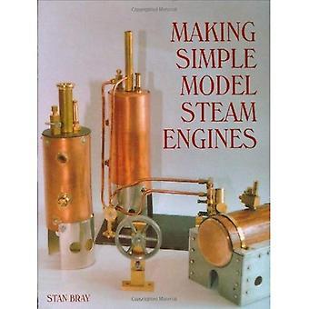 Einfaches Modell Dampfmaschinen zu machen