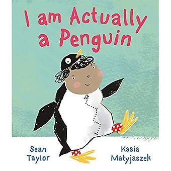 Ich bin eigentlich ein Pinguin