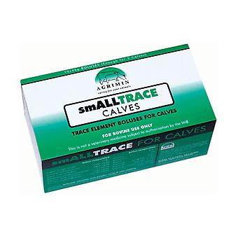 Agrimin SmALLTRACE Calves Boluses (Box Of 10)
