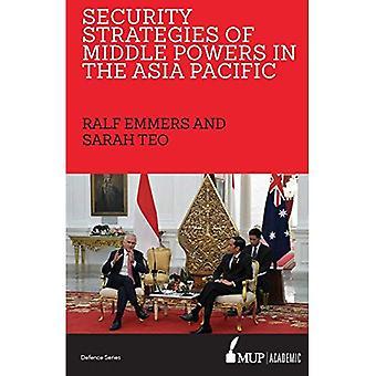 Säkerhetsstrategier mellersta befogenheter i Asien Stillahavsområdet
