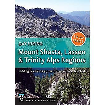 Giornata escursioni: Mount Shasta, Lassen & Trinity: regioni delle Alpi, Redding, Castle Crags, montagne di marmo, letti di Lava