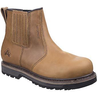 Amblers Mens AS232 Goodyear falsete pustende sikkerhet støvler