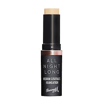 Barry M-All Night Long Foundation Stick-Oatmeal