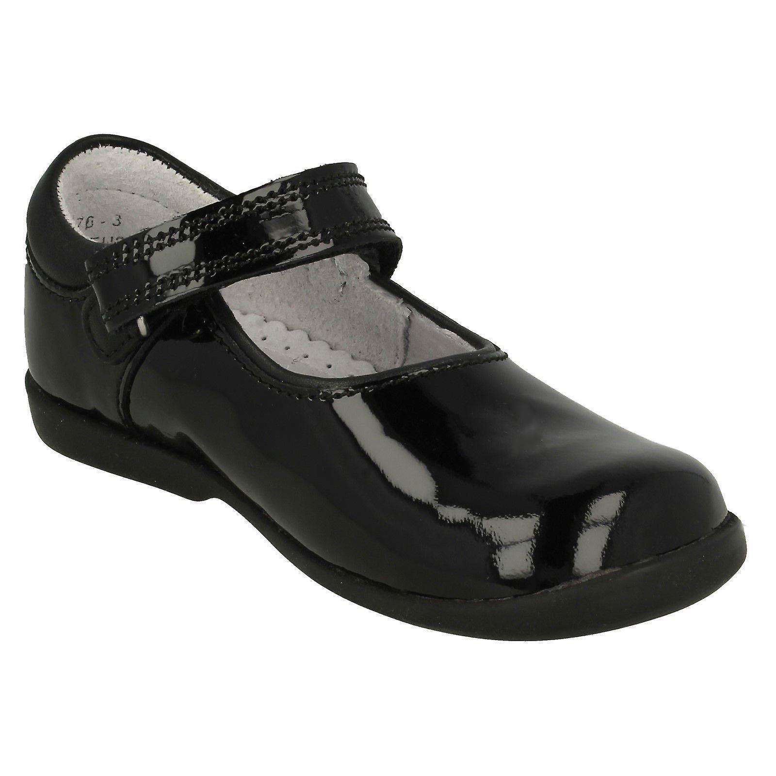 Girls Startrite Hook And Loop Fastening Shoes Slide