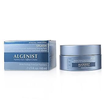 Algenist Splash Absolute Hydration Replenishing Sleeping Pack - 60ml/2oz