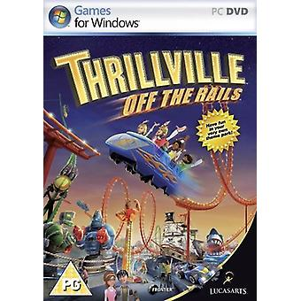 Thrillville Off the Rails PC DVD Game